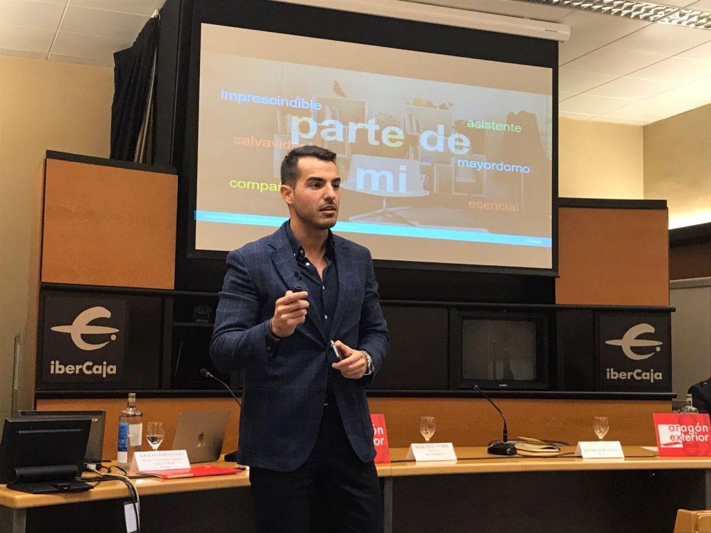 Adolfo Fernández, business development manager para España y Portugal en Google.