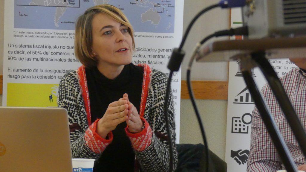 Carolina Rius, consultora de internacionalización en Roots for Sustainability