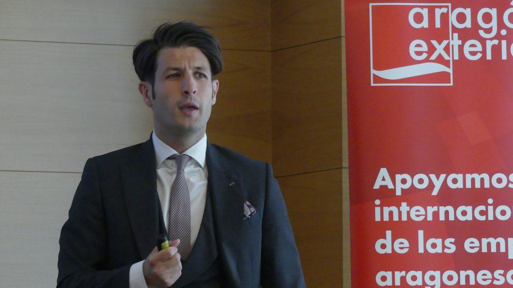 Juan Galicia, CEO de TradexFirm.