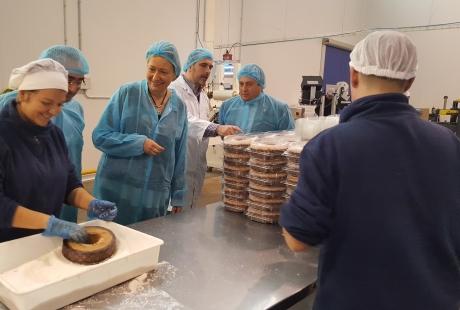 Panadería Menal invertirá 2,3 millones en ampliar sus instalaciones en la Plataforma Logística de Fraga