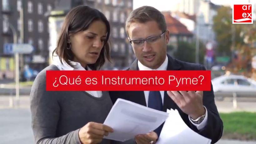 ¿Qué es Instrumento Pyme?