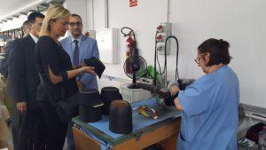 El Gobierno de Aragón intensifica su apoyo al sector textil