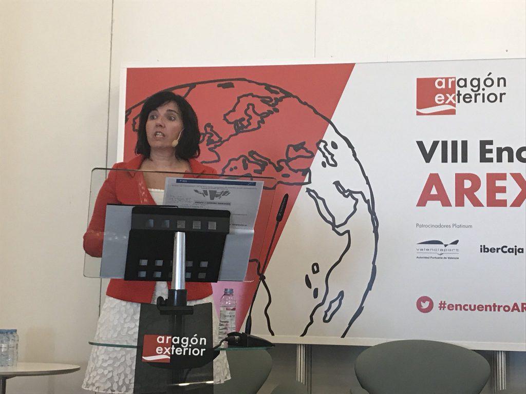 Marta Candela, directora financiera de Fundación Ibercaja.
