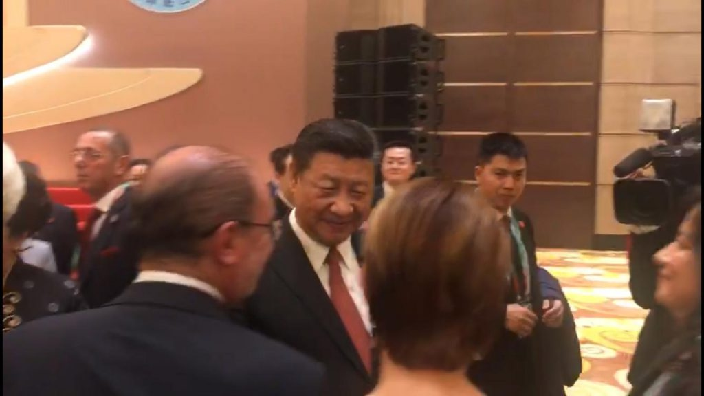 """Javier Lambán: """"Aragón, si hace bien las cosas, tiene muchas posibilidades con China"""""""