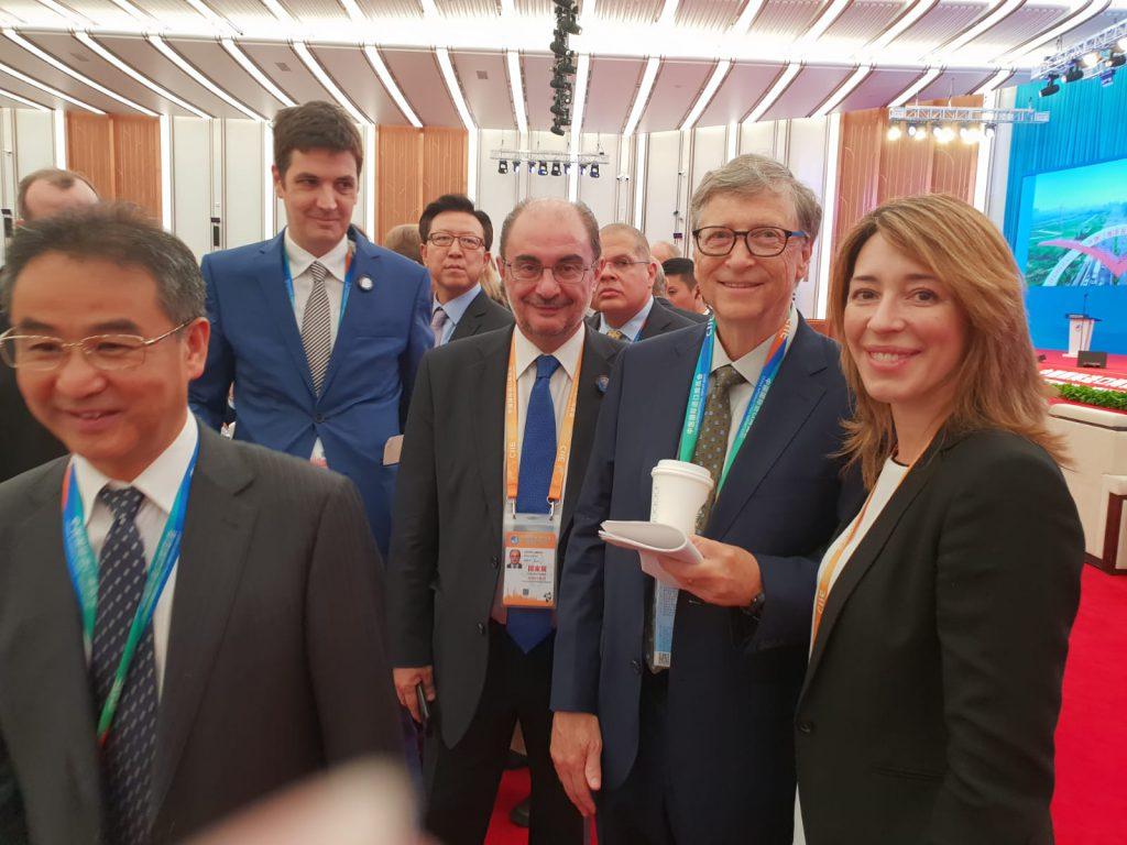 Aragón, presente en la inauguración de la mayor feria del mundo de importación en Shanghái
