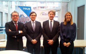 Aragón presenta el área de Movilidad Sostenible y Segura en la Semana Europea de la Industria.