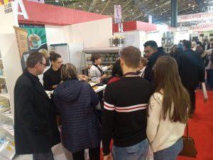 C'est délicieux ! Siete empresas alimentarias aragonesas exponen en Francia con el apoyo de Aragón Exterior