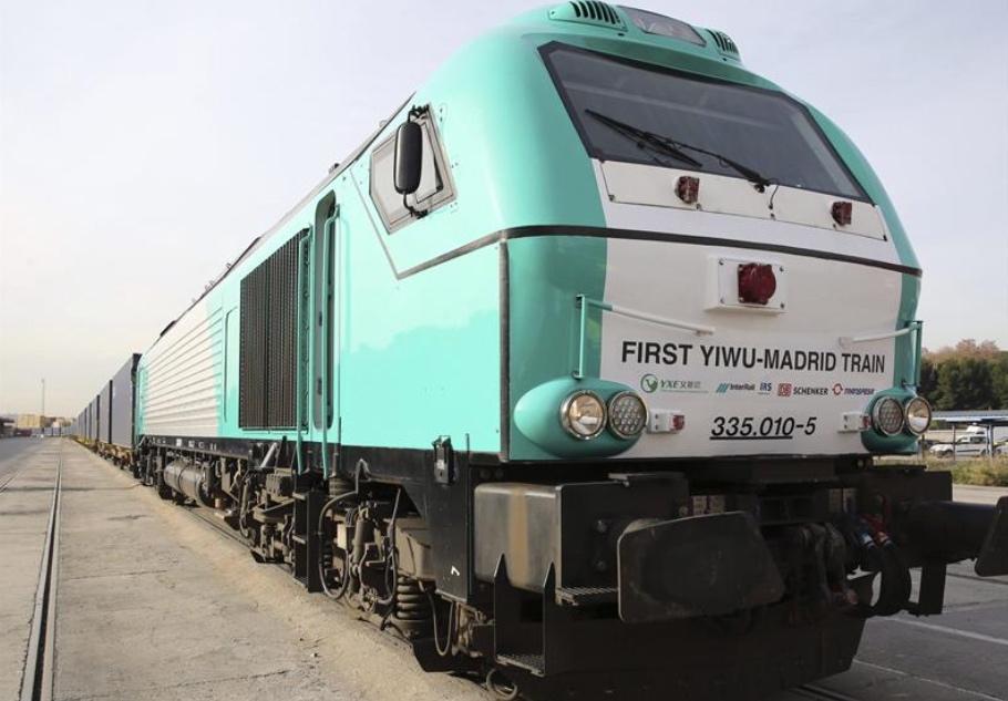 Descubrir el Tren Yiwu Madrid