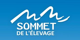 Feria Sommet de l'elevage, Clermont Ferrand (Francia)