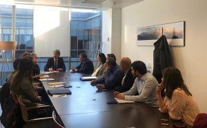 El Gobierno de Aragón sigue impulsando las relaciones con China con nuevas acciones para las empresas de la Comunidad