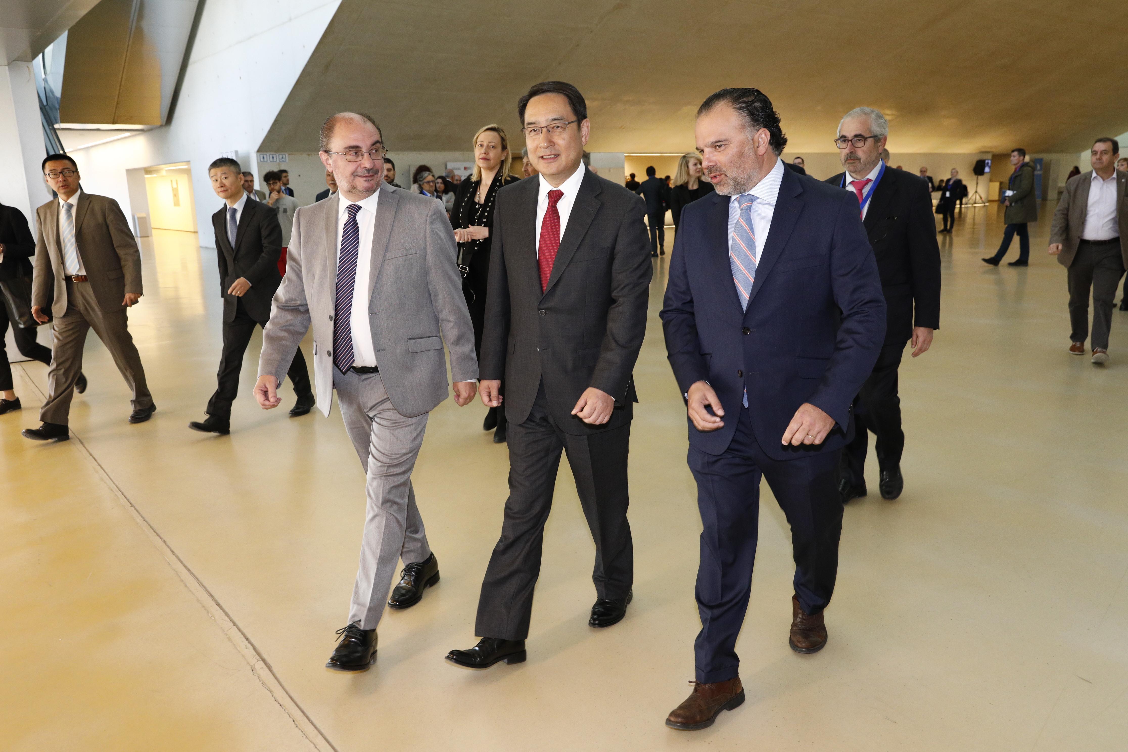El tren de la Ruta de la Seda hará una parada técnica en Zaragoza en abril