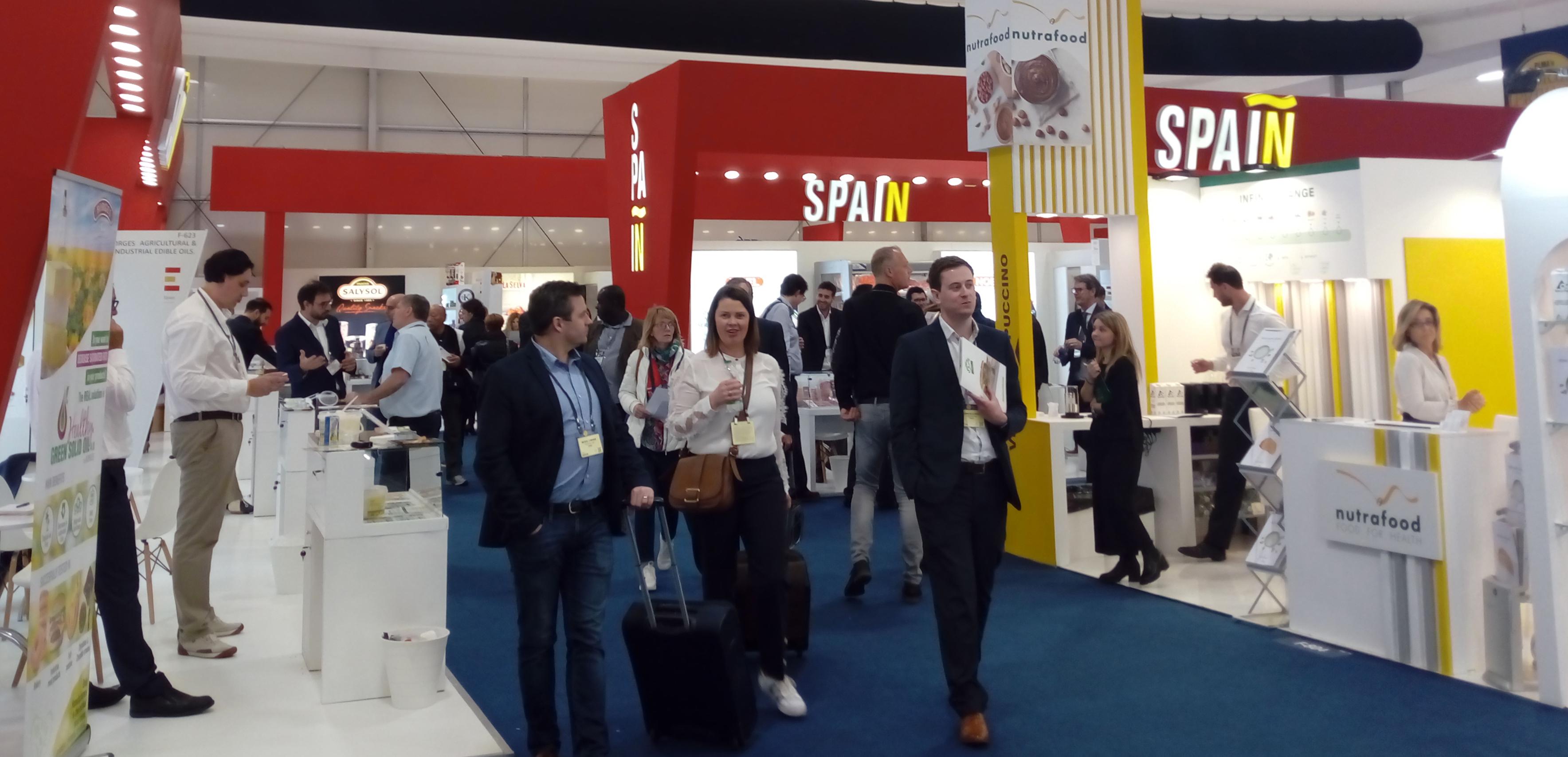 AREX apoya la participación de dos empresas aragonesas en la feria PLMA de Ámsterdam, el evento de referencia en Europa para las marcas blancas