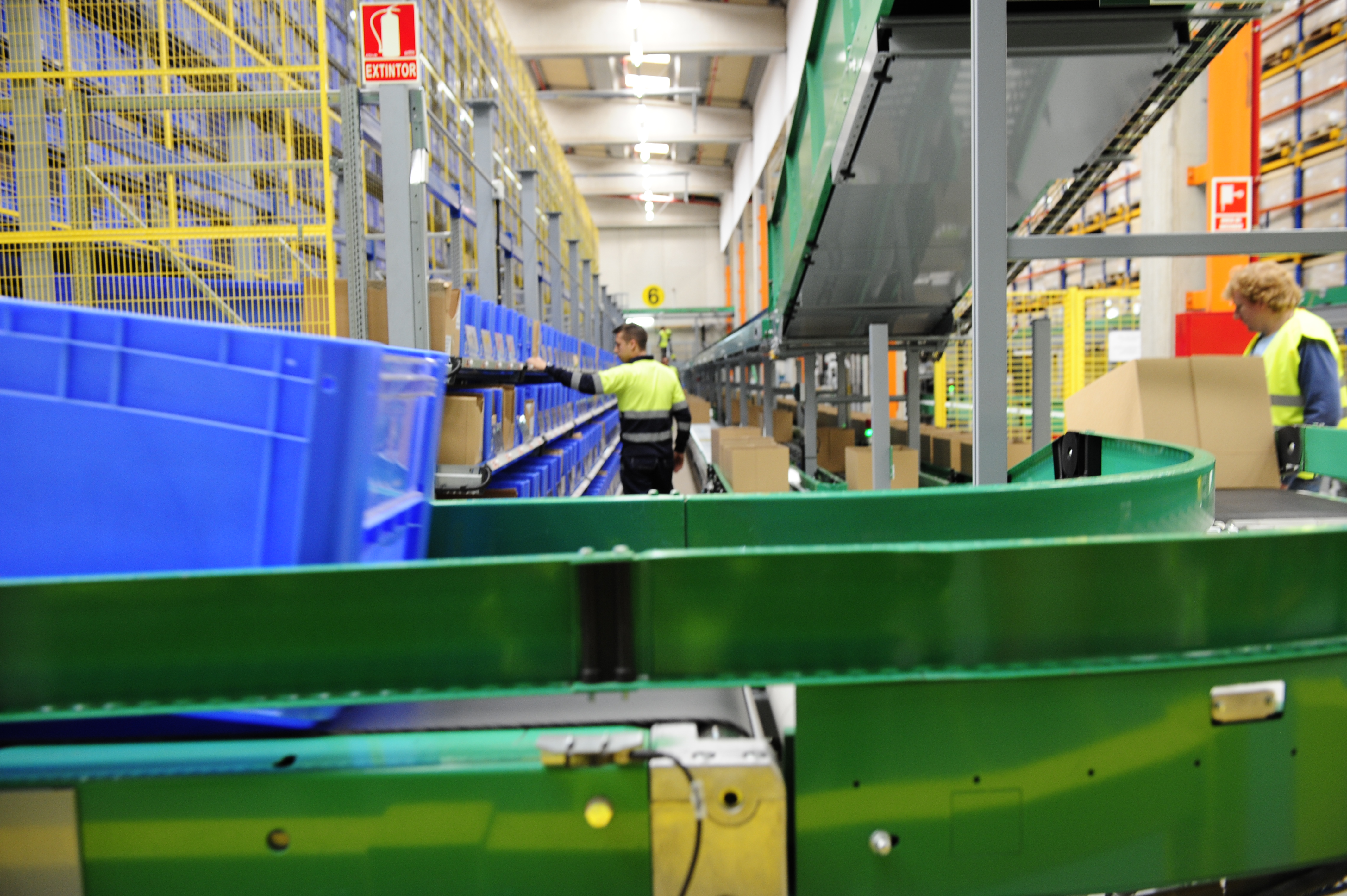 Las exportaciones aragonesas crecen un 13,9% anual en abril hasta alcanzar los 1.145,7 millones de euros