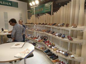 El calzado #madeinAragón regresa a Milán para participar en la feria internacional más importante del sector