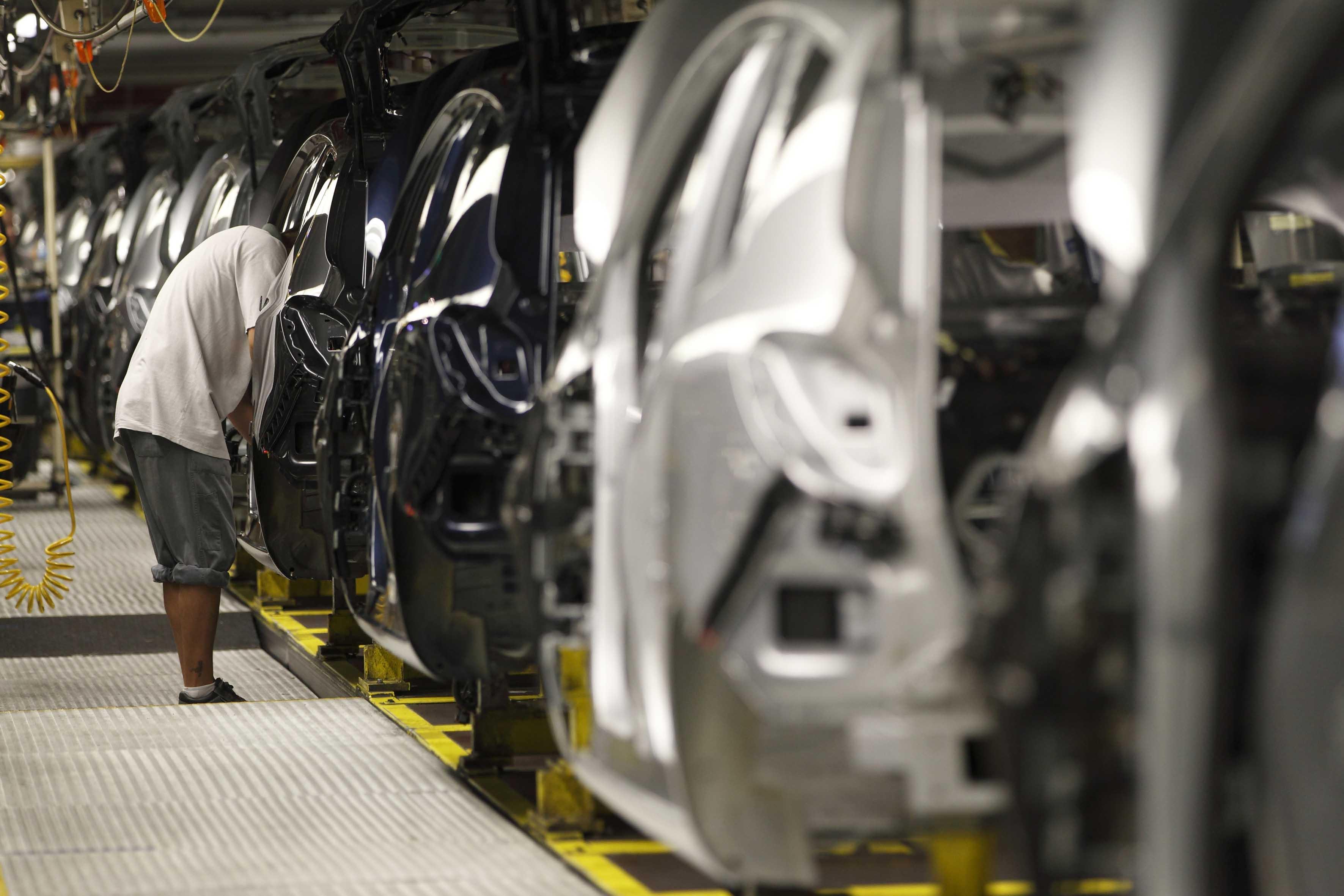 Las exportaciones de Aragón crecen un 31,5% anual en el mes de julio, con una cifra de 1.211,1 millones de euros