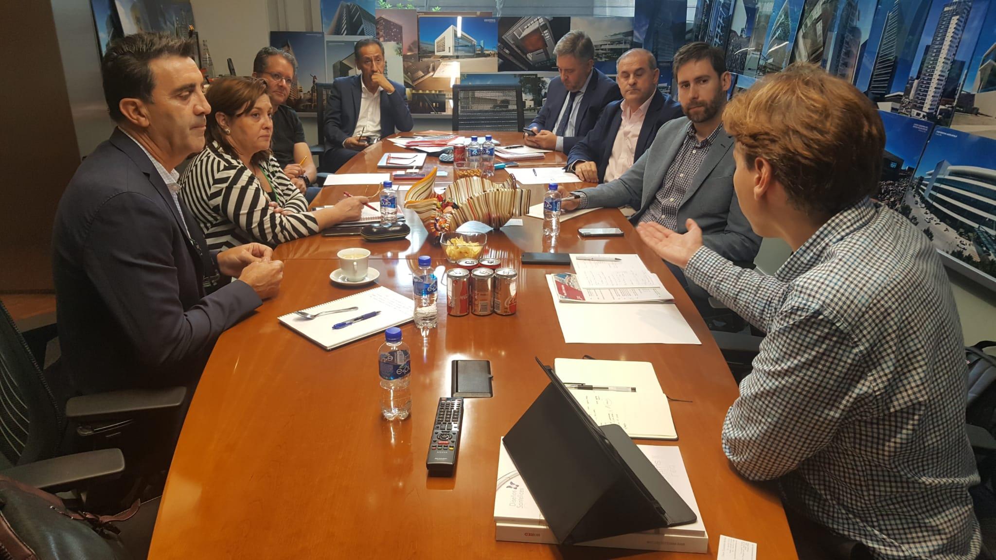 Ocho empresas aragonesas viajan a México para establecer alianzas en proyectos de Contract