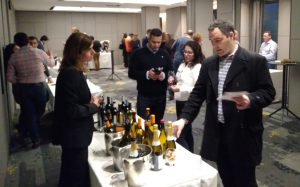 El vino, la fruta y las hortalizas regresan a Londres para consolidar uno de los principales mercados agroalimentarios de Aragón