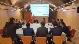 Aragón contará con un espacio propio en el nuevo Centro de Productos Importados de la ciudad china de Yiwu