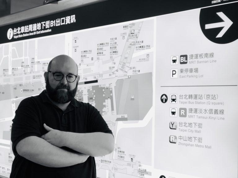 Andrés Herrera-Feligreras, socio de Herrera Zhang Consultants.