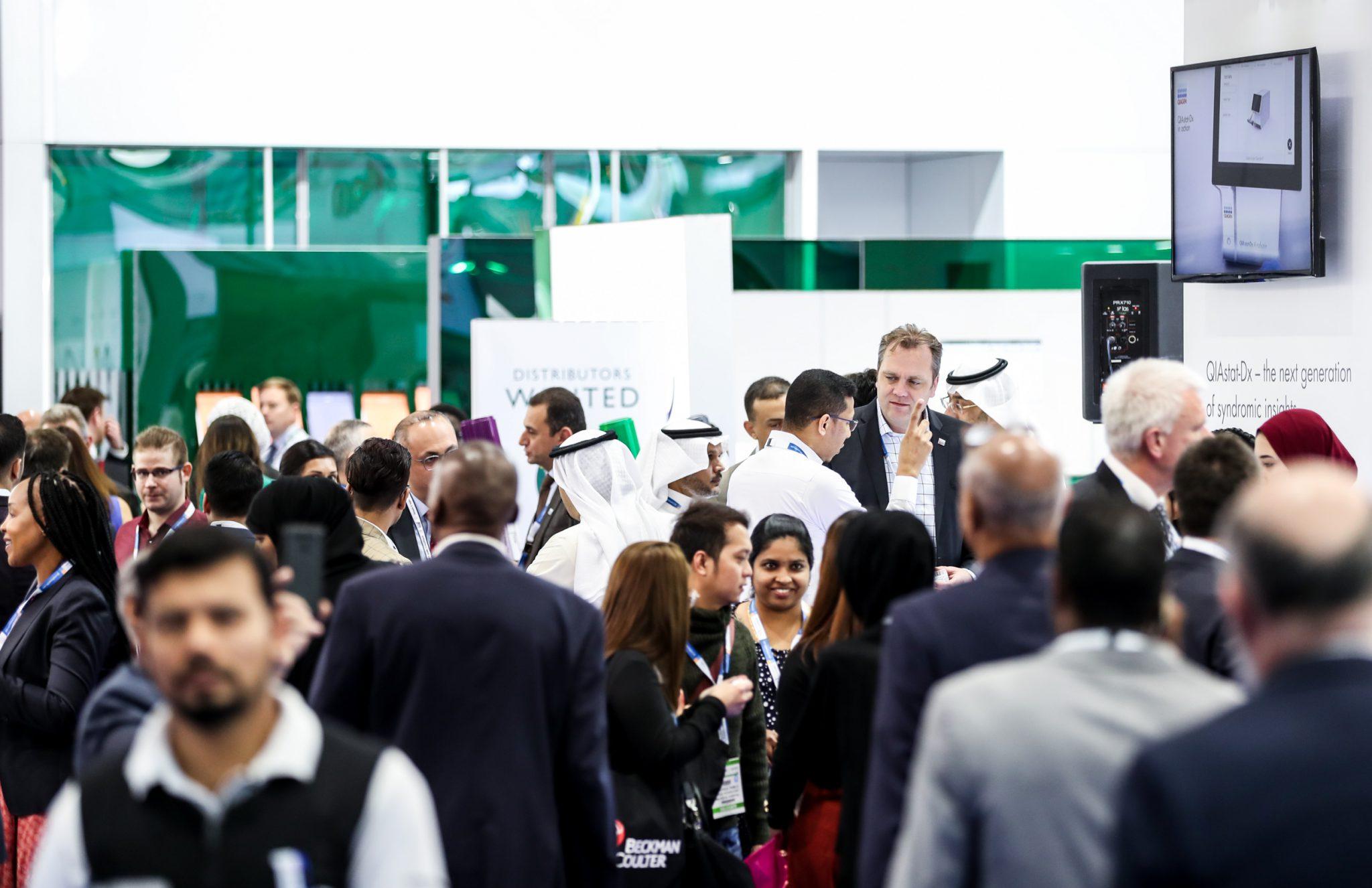 Cuatro empresas aragonesas del sector salud participan en las ferias Arab Health y Medlab