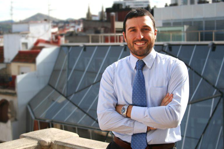 Karlos Landeta, consultor de Inverest y delegado de Arex en Rusia y los países CEI