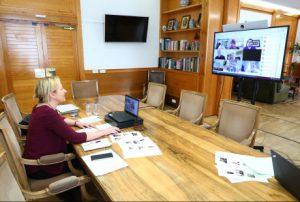 Economía y entidades financieras en Aragón comparten el objetivo de preservar el tejido productivo