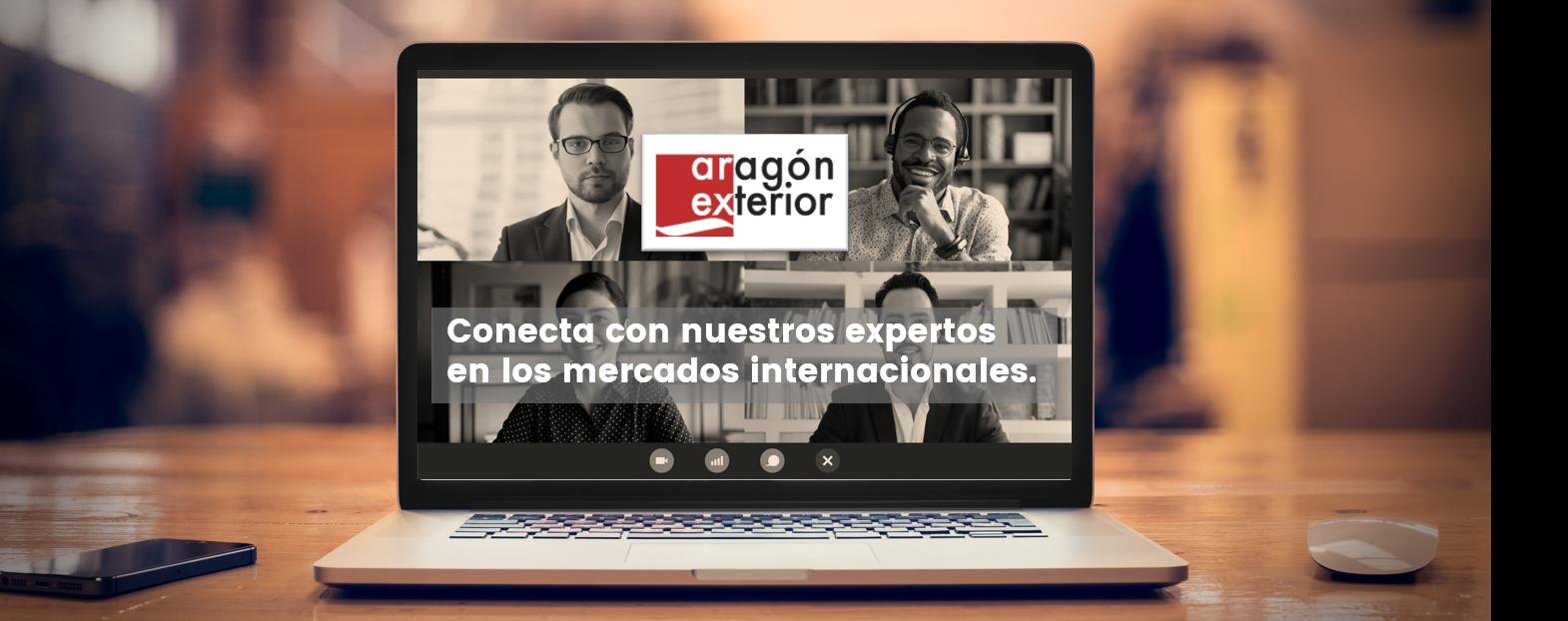 Aragón Exterior cierra un año de intensa adaptación y trabajo con las empresas que venden en el extranjero