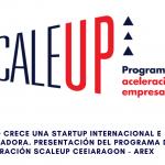 AREX y CEEI analizarán cómo crece una startup internacional e innovadora en la presentación del programa ScaleUp