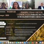 80 empresas debaten sobre los principales retos comerciales del sector agroalimentario aragonés