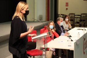 """Marta Gastón: """"La apertura de nuestra economía nos permite mirar al futuro con mayor optimismo"""""""